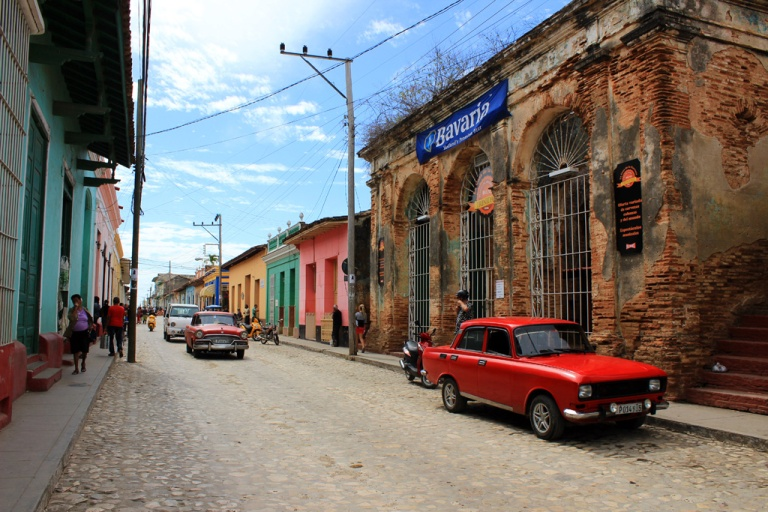 The-colourful-streets-of-Trinidad-Cuba