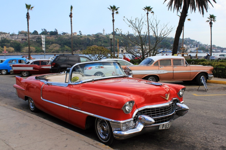 Tour of Havana in a Cadillac Eldorado